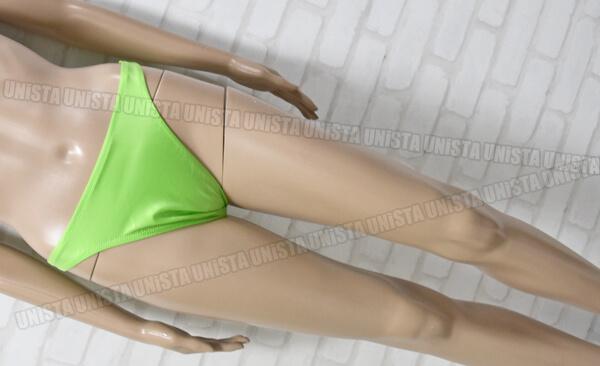 Diplo-ディプロ-メンズハイレグブーメラン水着・リゾート水着-メタリックグリーン