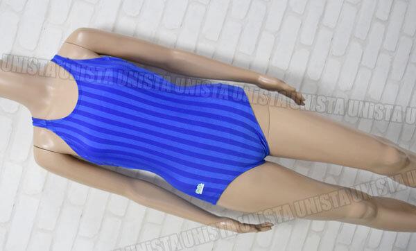 UNITIKA ユニチカ Silesta シルエスタ SE1700HP 女子ワンピース水着・女子競泳水着 ブルー
