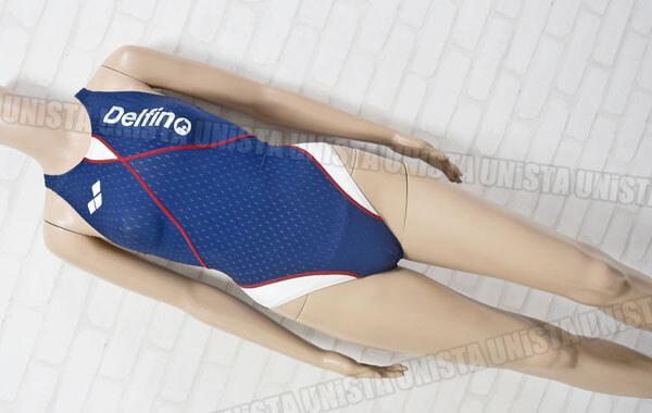 ARENA ARN-V4504W-aile-blue 女子競泳水着 ネイビー