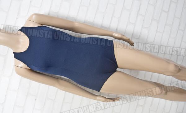 ASICS アシックス jelenk ジェレンク U-8203 女子ワンピース水着・女子競泳水着 ネイビー