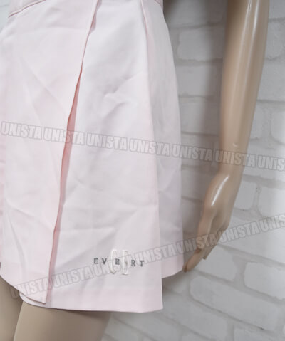 Criss Evert クリスエバート by アシックスアルモス CE-71027 女子テニス ショートパンツ型スコート ピンク