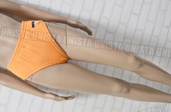 GALAX ギャレックス GB7161202 ニュータフニットハイレグスクールショーツ オレンジ