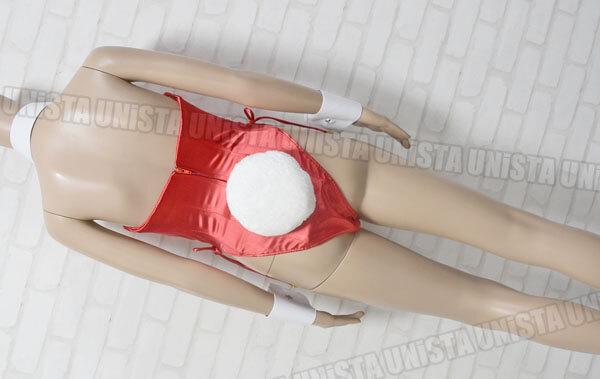 J-BUNYY JB ジェイバニーブランド バニーガール向上委員会 バニーガール衣装 レッド