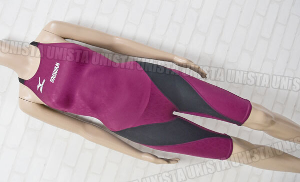 MIZUNO MIGHTYLINE 女子競泳水着