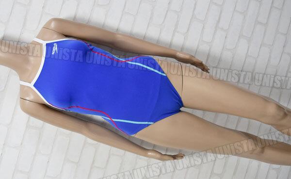 SPEEDO スピード SD56T01 ENDURANCE-J エンデュランスJ 女子競泳水着 ブルー