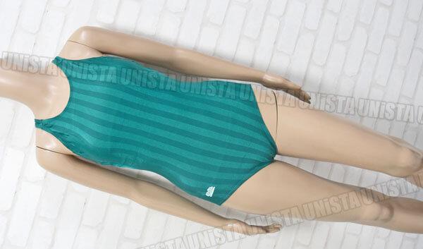 UNITIKA ユニチカ Silesta シルエスタ SE1700KH 女子ワンピース水着・女子競泳水着 グリーン