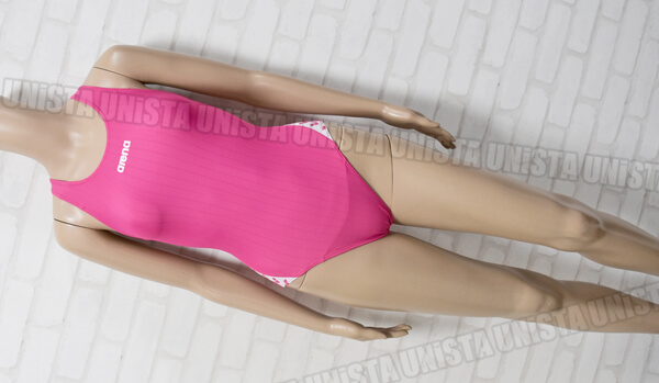 ARENA アリーナ STRUSH ストラッシュ RIMIC 女子競泳水着 ピンク