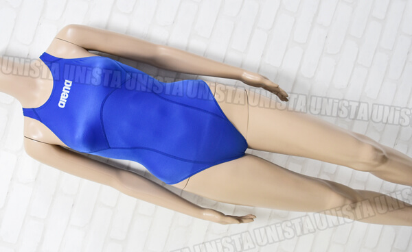 ARENA アリーナ ARN-8504W Shin_rev シンレボ ニューリミック LASCLE 女子競泳水着 ブルー
