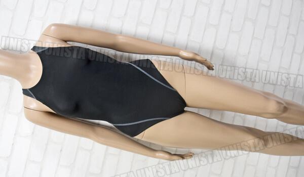 ARENA アリーナ FAR-8515WL NUX-W スイムテック21 女子競泳水着 ブラック・グレー