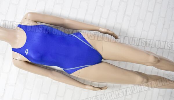ARENA アリーナ ARN-6012WJN NUX-F RIMIC ハイカット FINA女子競泳水着 ブルー