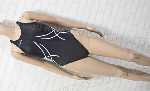 ASICS アシックス ALS103 コンペティティブライン HYDRO CD ハイドロCD マイティーカット女子競泳水着 ブラック