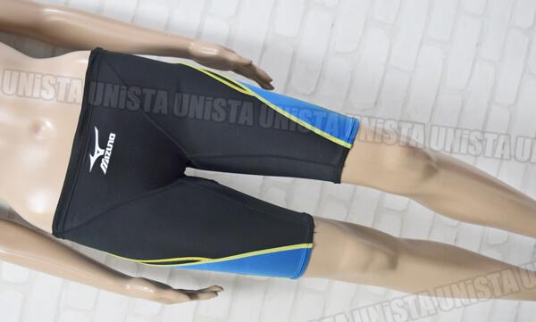MIZUNO ミズノ 85RE-300 MIGHTYLINE2 マイティライン2 FINA男子競泳水着 ブラック