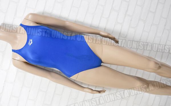ARENA アリーナ ARN-9114WJ RIMIC リミック 女子競泳水着 ブルー