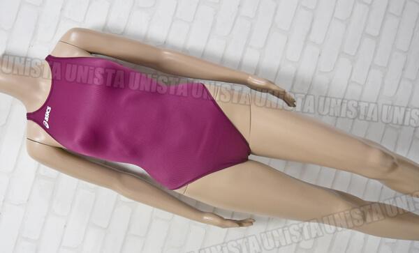 ASICS アシックス ALS423 HYDRO GALAXY ハイドロギャラクシー FINA女子競泳水着 ディープレッド
