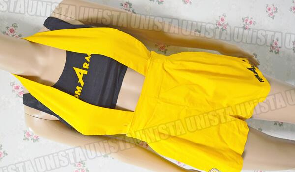 1992' フロムエーサーキットレディ(FromA racing team フロムエーポルシェ) レースクイーン衣装 RQ高野恵美