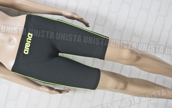 ARENA アリーナ ARN-2001M AQUAFORCE-FUSION アクアフォースフュージョン FINA男子競泳水着 ブラック