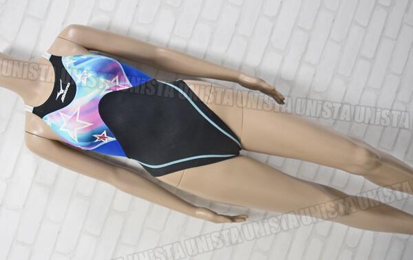 MIZUNO ミズノ AccelSuits アクセルスーツ FINA女子競泳水着 ブラック・ブルー
