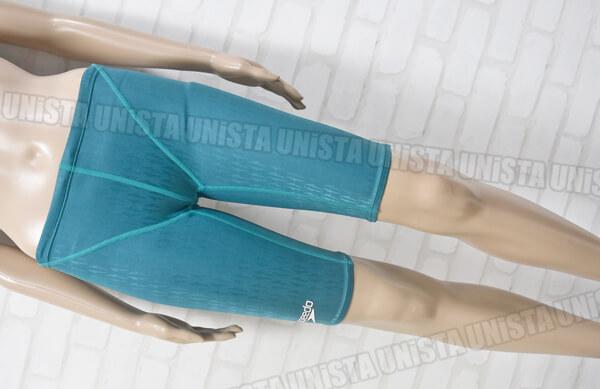 SPEEDO スピード 83RE-60033 AQUABLADE-Σ アクアブレードシグマ ハーフスパッツ 男子競泳水着 ダークグリーン