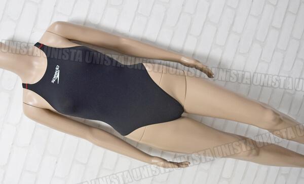 SPEEDO スピード SD40A81 LZR Pulse2 レーザーレーサーPROスーツ FINA女子競泳水着 ブラック