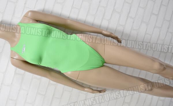 SPEEDO スピード SD41A51Q AQUABLADE-Σ+ アクアブレードシグマ+ レースカット 女子競泳水着 グリーン