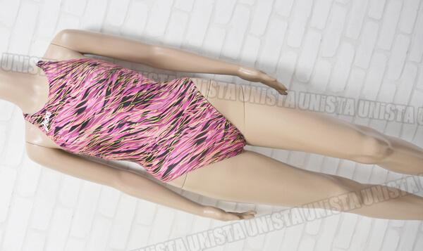 ASICS アシックス AL1084 HYDRO SP ハイドロSP 女子競泳水着 ピンク