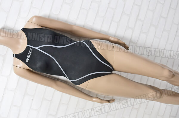SPEEDO スピード 83OC-10209 AQUABLADE2R アクアブレード2R G-SUITS 女子競泳水着 ブラック