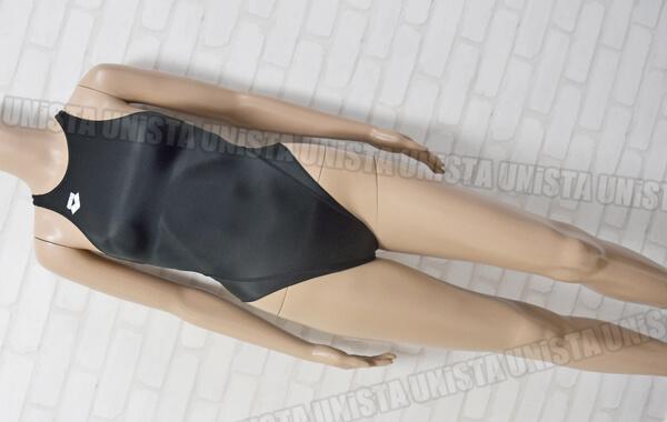 ARENA アリーナ ARN-4006WJ 初期NUX ニュークス ハイカット女子競泳水着 ブラック