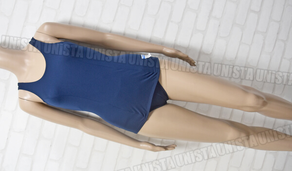 TOMBOW トンボ 46465-89 AKVON(アクボン) 旧型スクール水着・女子競泳水着 ネイビー