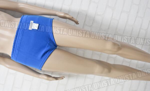 UNITIKA ユニチカメイト 女子スポーツニットショーツ・スポーツブルマ ブルー