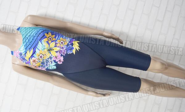 ARENA アリーナ FAR-5559W NUX-FD FINA女子競泳水着 ブラック・ブルー