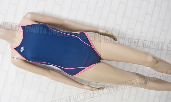 ARENA アリーナ FSA-2634W TOUGHSUIT タフスキンD スーパーフライバック 女子競泳水着 ネイビー・ピンク