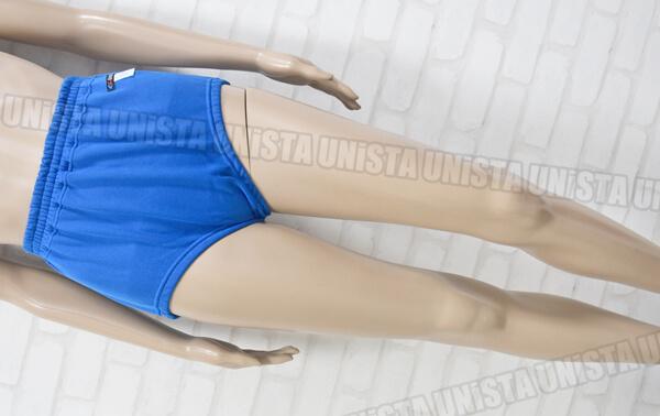 GALAX ギャレックス G7161194 リブフレッシュP 女子スポーツニットショーツ・スポーツブルマー ブルー