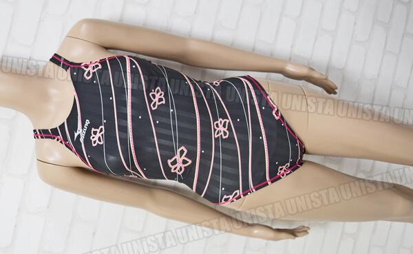 10,692円 MIZUNO ミズノ N2MA623109 Stream Aqucela ソニックフィットAC 寺川綾コレクション FINA女子競泳水着 ブラック