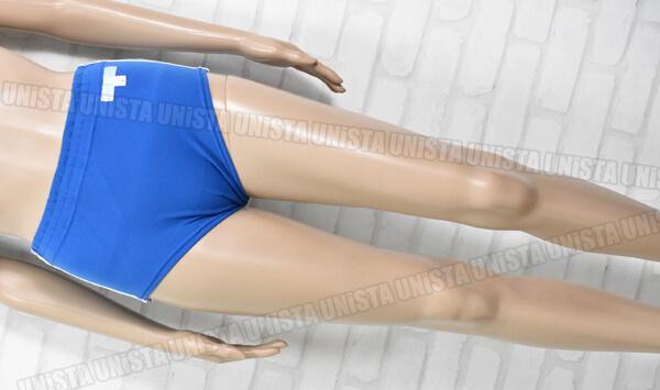 SunnyStaq テイジンテトロン使用 女子スポーツニットショーツ・ブルマー ブルー 日本製