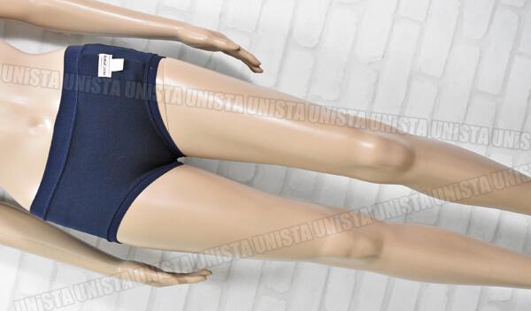 YACHT ヨット 体育連盟推薦商品 ルピックD 女子スポーツニットショーツ・スポーツブルマー ネイビー
