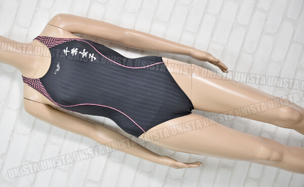ARENA アリーナ STRUSH ストラッシュ 女子競泳水着 千葉女子 ブラック