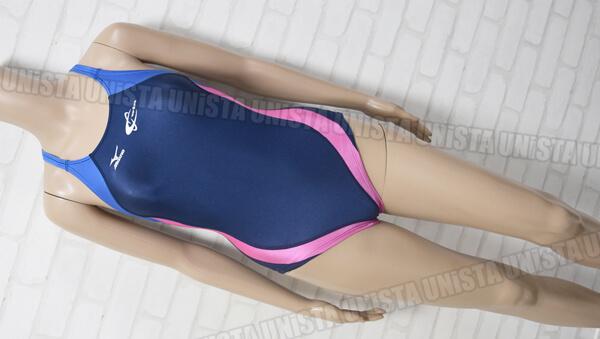 MIZUNO ミズノ K85EC-01339 スコーパー WINスイミングスクール指定女子競泳水着 ネイビー