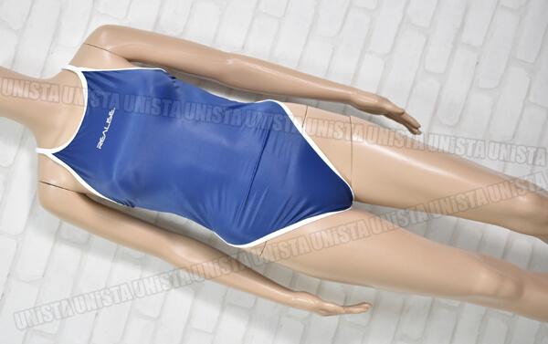 REALISE リアライズ N-0331型 XOバック型 女子競泳水着 衣装 ネイビー