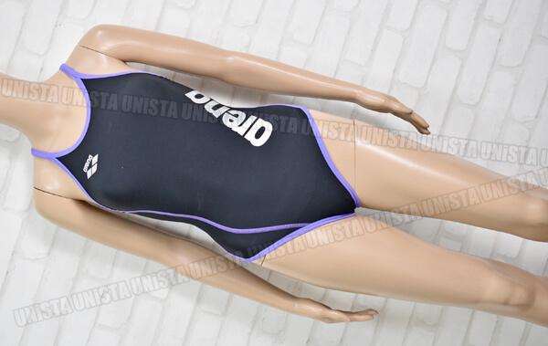 ARENA アリーナ FSA-5603W TOUGHSUIT タフスーツ SUPER FLY BACK 女子競泳水着 ブラック・パープル
