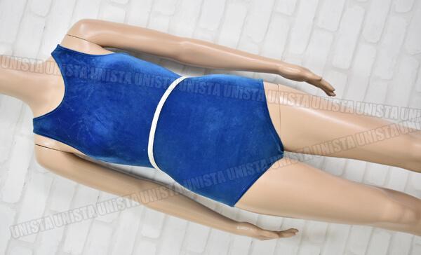 GK ELITE 女子体操競技 ノースリーブレオタード ベロア
