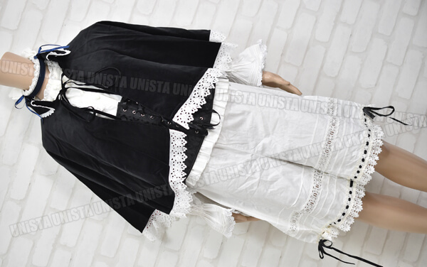 milky ange ミルキーアンジェ・CANDY FRUIT メイド風衣装