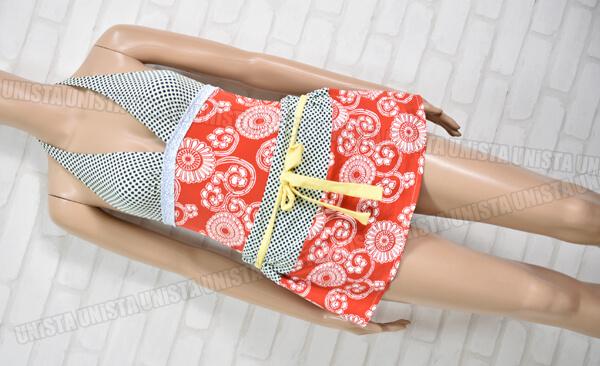 CK Calvin Klein カルバンクライン モノキニ ワンピース水着・リゾート水着 スカート付属