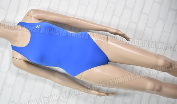 TYR ティア XOバック型ワンピース水着・女子競泳水着 ブルー
