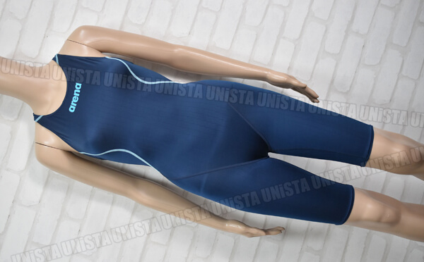 ARENA アリーナ X-PYTHON2 エックスパイソン2 FINA ハーフスパッツ女子競泳水着 ネイビー