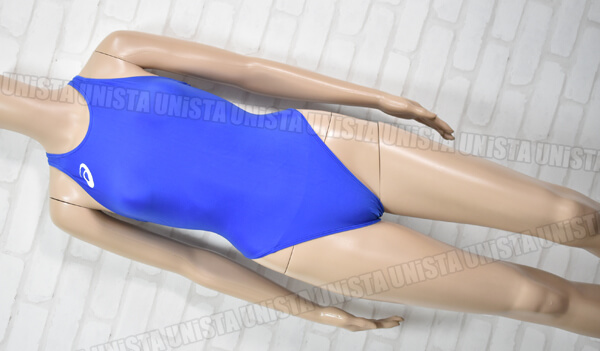ASICS アシックス ALS85T HYDRO CD ハイドロCD レギュラー 女子競泳水着 ブルー
