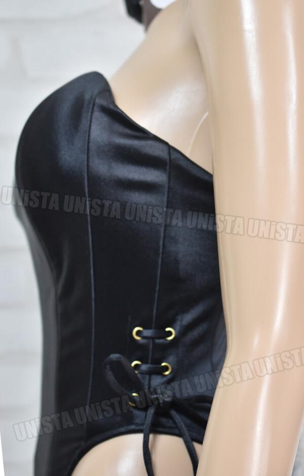 J-BUNNY ジェイバニー バニーガール向上委員会 高級 バニーガール衣装 ブラック3