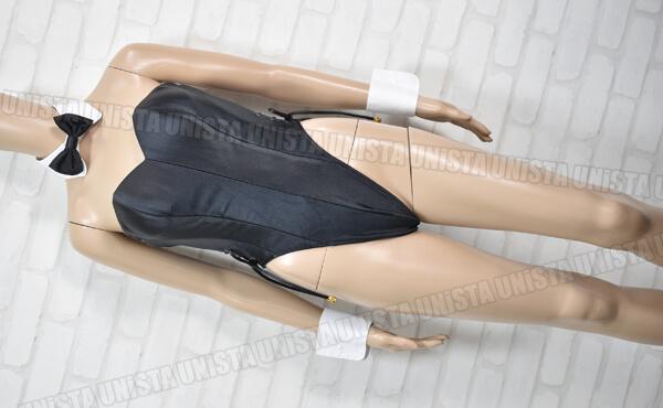 J-BUNNY ジェイバニー バニーガール向上委員会 高級 バニーガール衣装 ブラック1
