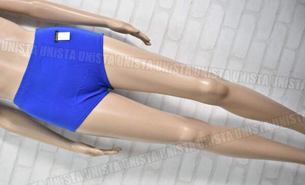 Hit-Union ヒットユニオン Jackman 671-N 女子スポーツニットショーツ・スポーツブルマー ブルー