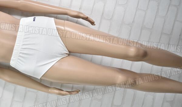 NISHI ニシスポーツ 女子陸上レーシングブルマー スポーツブルマー ホワイト