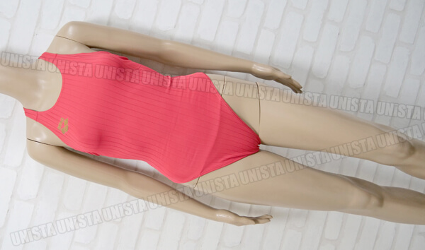 ARENA アリーナ ARN-2015W DOUBLEMAT STRUSH リミック ハイカット女子競泳水着 オレンジ